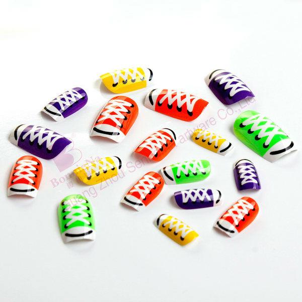 Kids Fake Nails, Kids Fake Nails Suppliers and Manufacturers at ...