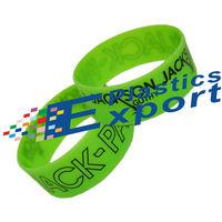 Cheap christian silicone bracelets wholesale