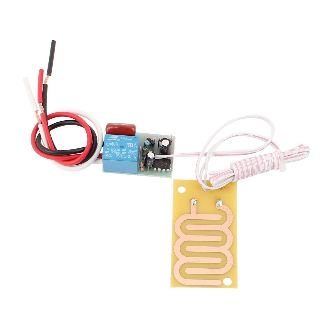 Cheap What Is Rain Sensor Find Deals On Line At Wiring A Light Get Quotations Ac 60v 10a Detector Raindrop Detection Module For Arduino