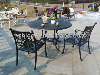 Factory direct outdoor patio furniture cast aluminum for Outdoor furniture direct