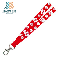 Custom Logo Printing Polyester Lanyard Cheap Wholesale Neck Lanyard Promotional Dye Sublimation Lanyard