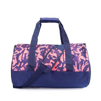 Custom Canvas Ladies Duffle Girls Weekender Bags With Logo - Buy ... f96609a309c76
