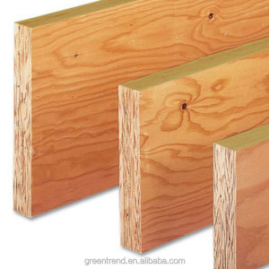 Greentrend construction material pine LVL beam price