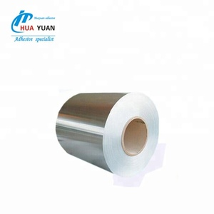 Good heat resistance and strong adhesion aluminum foil tape for food