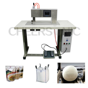 USM350 textile sewing products ultrasonic sewing machine