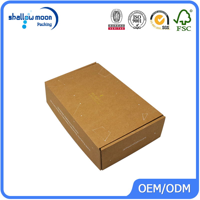 Hot sale factory price soap packaging custom logo printed craft paper box