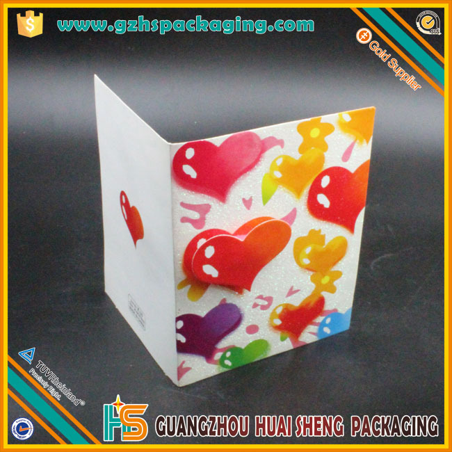 Flower Cherry 3D Pop Up Greeting Card Kirigami Card