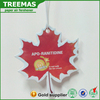 New design promotional gifts hanging room funny little tree car scent auto air freshener