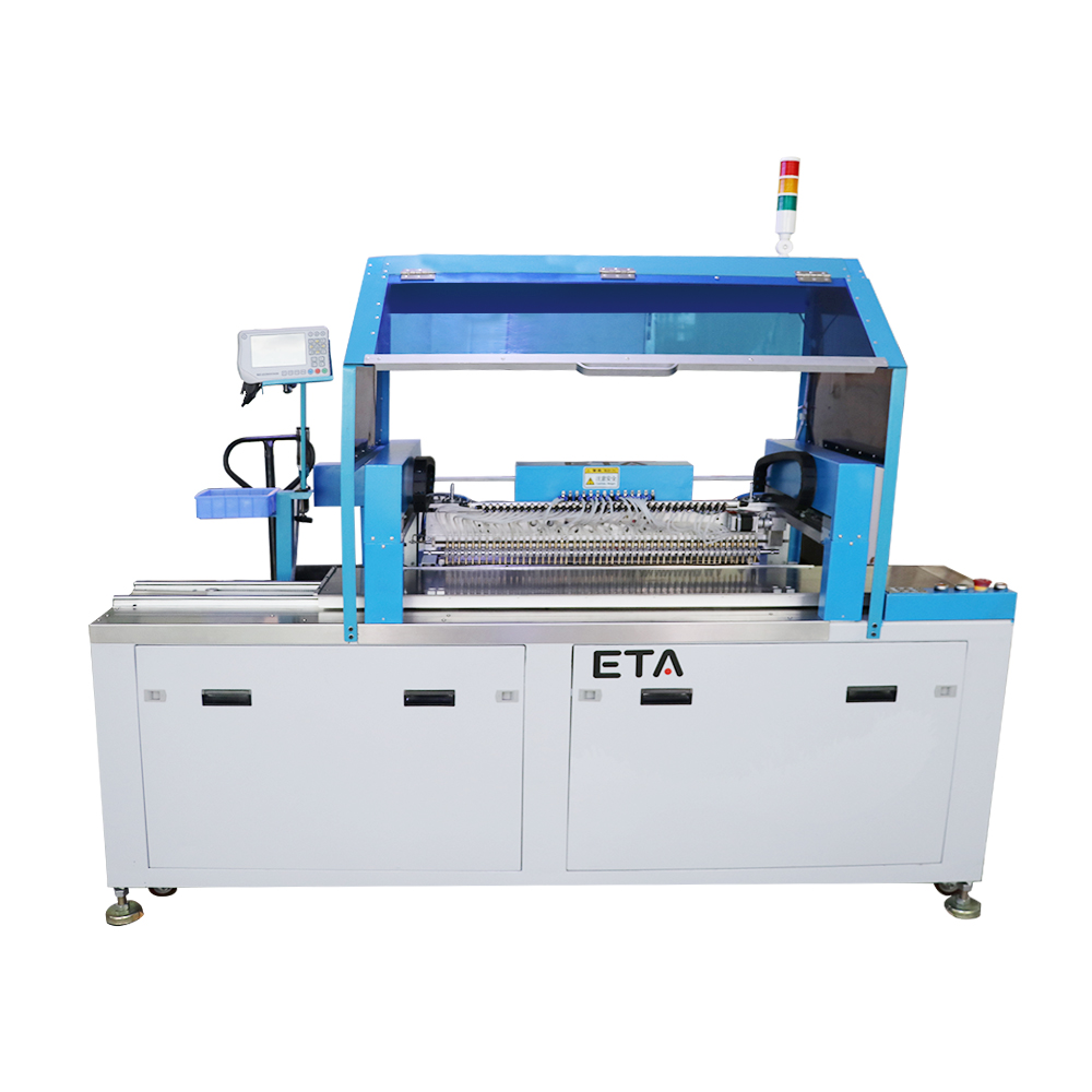 ETA LED PCB Placement Machine LED Pick and Place Robot Machine