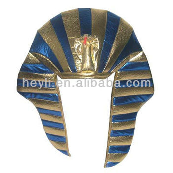 High Quality Egyptian Pharaoh Hat d5c99a1ff08