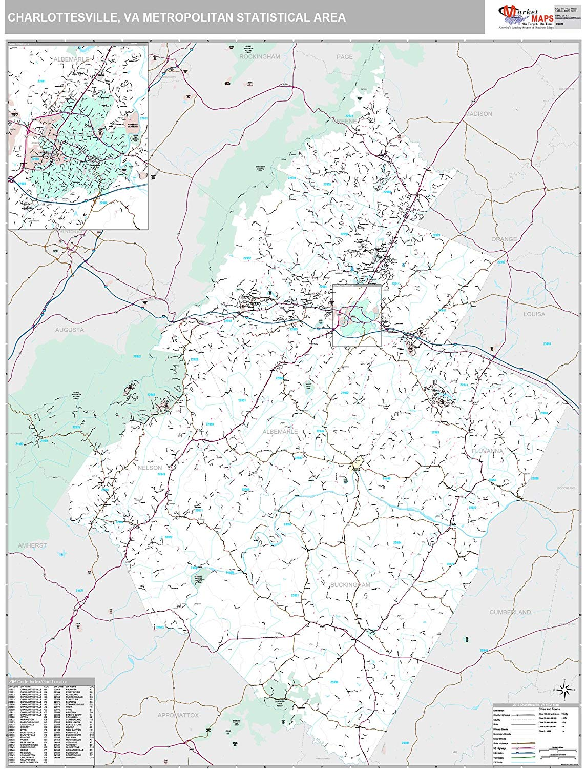 Cheap Charlottesville Map, find Charlottesville Map deals on line at on