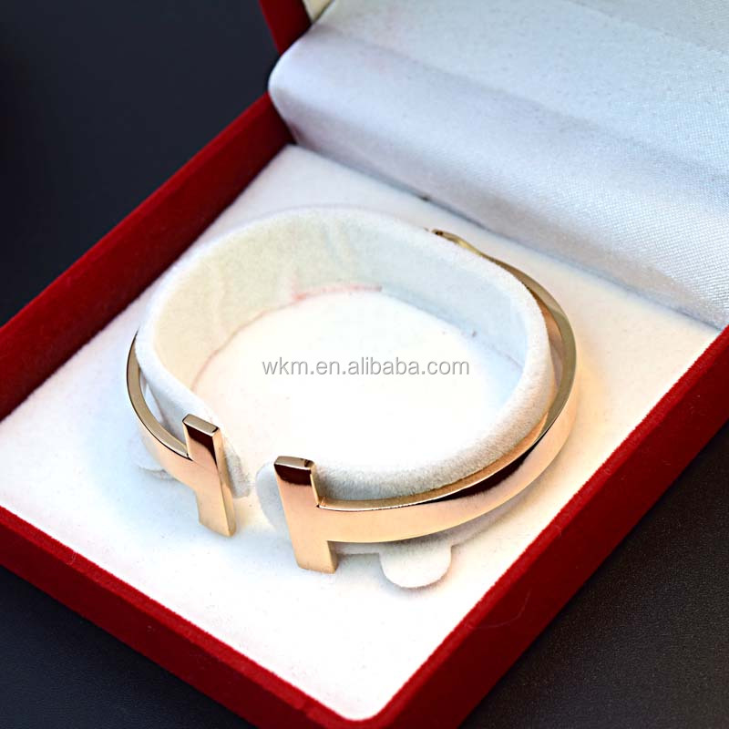 gold filled bangle rose gold bangle stainless steel bangle