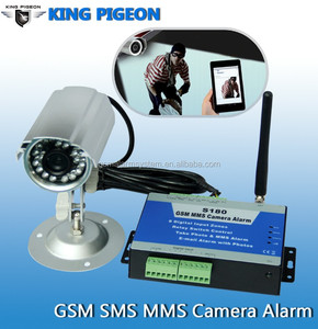 3g Video Surveillance Gsm Alarm Camera, 3g Video