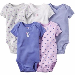 High quality newborn cotton baby clothes for baby clothes baby wear
