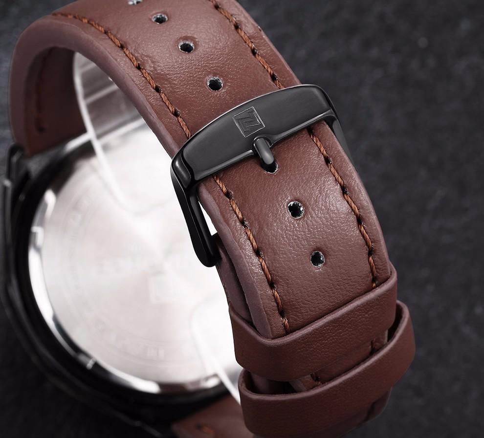 NAVIFORCE Original Brand Fashion Men's Watch Quartz Watch Men Waterproof Wrist watch Military Clock relogio masculino