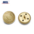 Wholesale Custom Gold Metal Brass Sewing Military Buttons With Logo