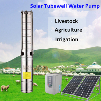 Factory Sell 1 Hp To 25 Hp Solar Water Pump For Deep Well
