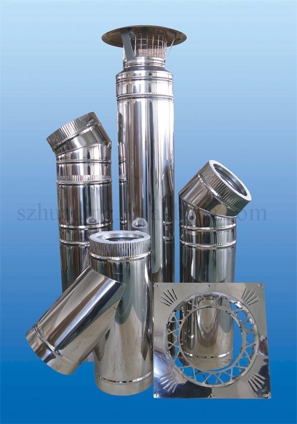 Stainless Steel Air Ventilator Stove Or Boiler Wind Cap