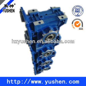 Made in China mini Power Transmission NMRV Gearbox Reducer