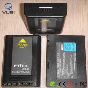 Original Furukawa FITEL S943B battery pack for S177 S178 S178A S121/ S122 fusion splicer battery