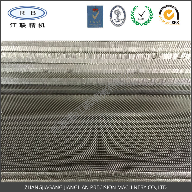 3003/5052 ISO/SGS Aluminium Honeycomb Core for Clean Room Panel