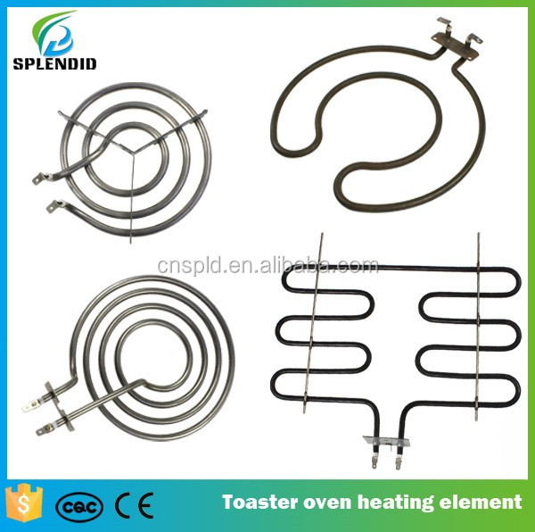 SD-326 low temperature coil heating element for electric stove