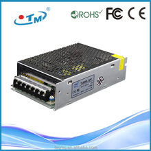 2015 hot promotional 1000 volt power supply with CE FCC RoHS 60w 12v