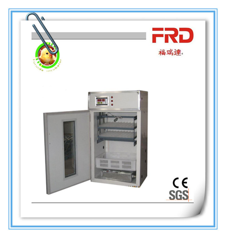 FRD-264 Small Full automatic Factory directly Price capacity 200 chicken eggs incubator for sale/egg hatcher