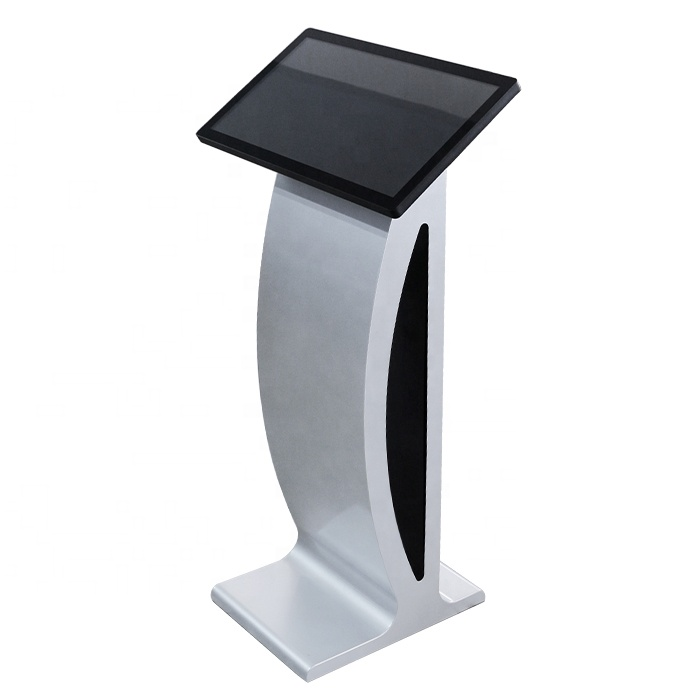 Digital interactive multi touch kiosk stand pc touch screen <strong>22</strong> inch