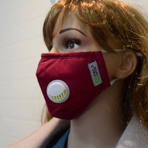c183d5f431e Warm pollution cotton PM2.5 face mouth mask with filter
