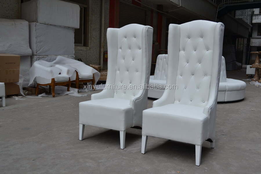 fashion elegant white wedding party high wing back chair xyn & Modern High Back Wing Chair. Wing Chair Modern S. High High Back ...