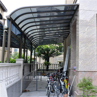 High Grade Aluminium Awning/Rain Shield Canopy / Balcony Sun Shades