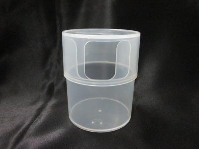 Cotton Container Pp Window Box Plastic Product On Alibaba