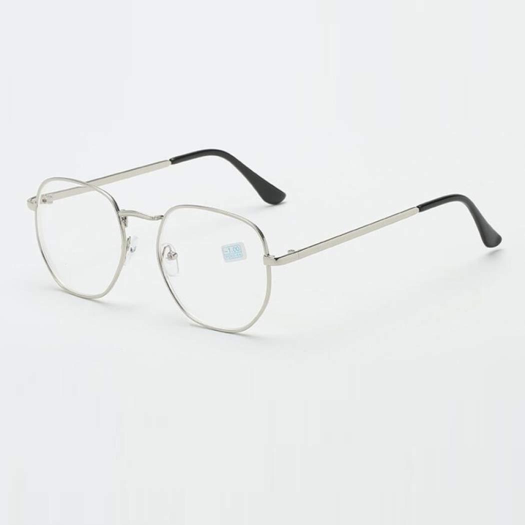 61b99fec8a4a Get Quotations · CGAOLIGUO Men Women Fashion Full Frame Short Sight Glasses
