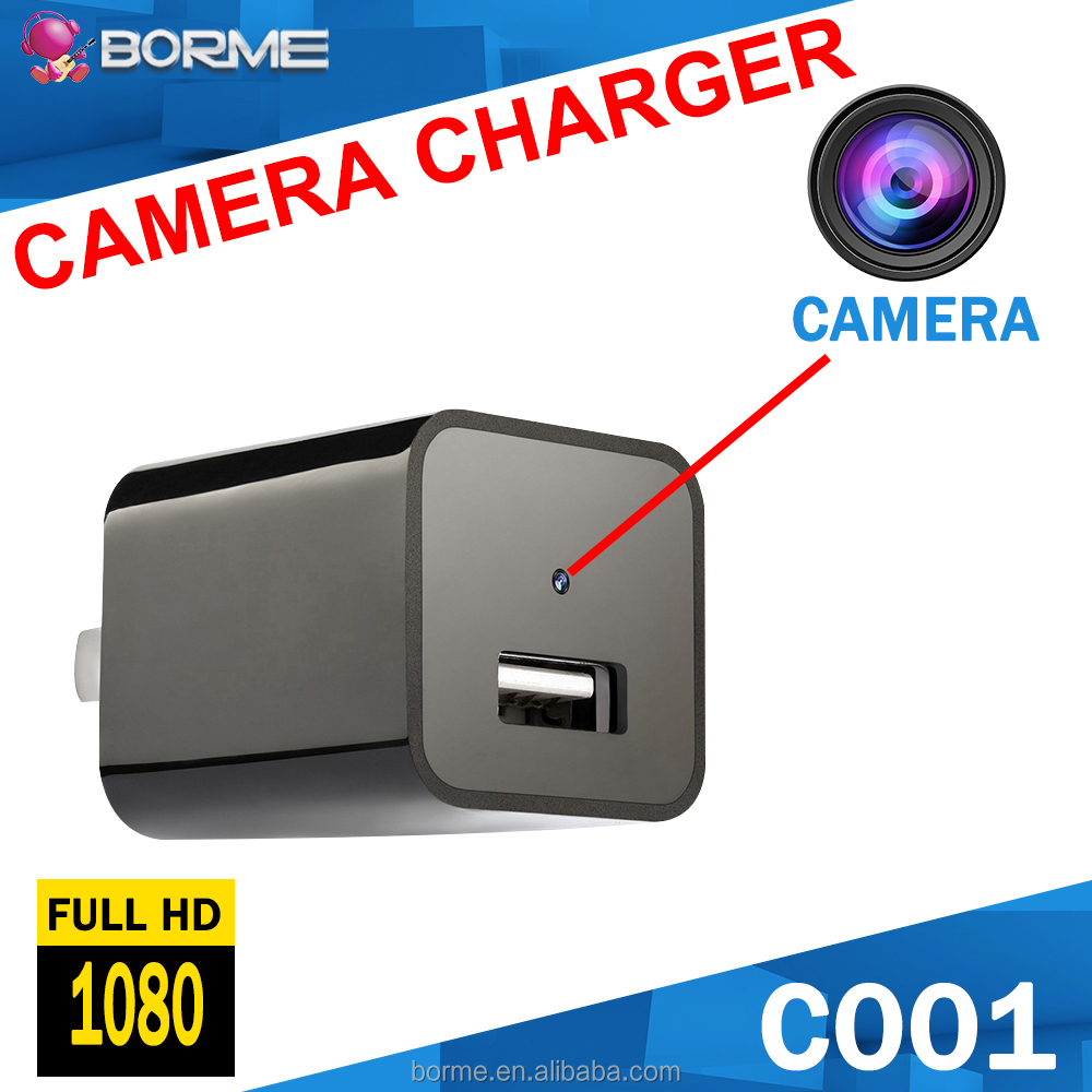 Best wireless surveillance camera action camera, hidden camera usb charger, spy charger camera