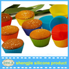 Alibaba hot baking tools Non stick Mini silicone baking cups Muffin cupcake liner mold
