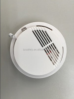 Hot selling addressable 433mhz wireless smoke detector fire alarm with 9v battery