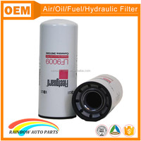 Diesel engine parts oil filter lf9009