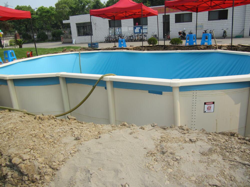 Plastic Swimming Pools Sale Intex Pool Metal Frame Metal Framed Pvc Pool Buy Plastic Swimming