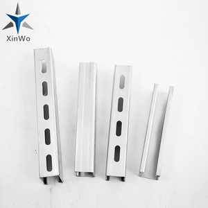 Building Materials Construction Cold Formed C Shaped Steel Channels