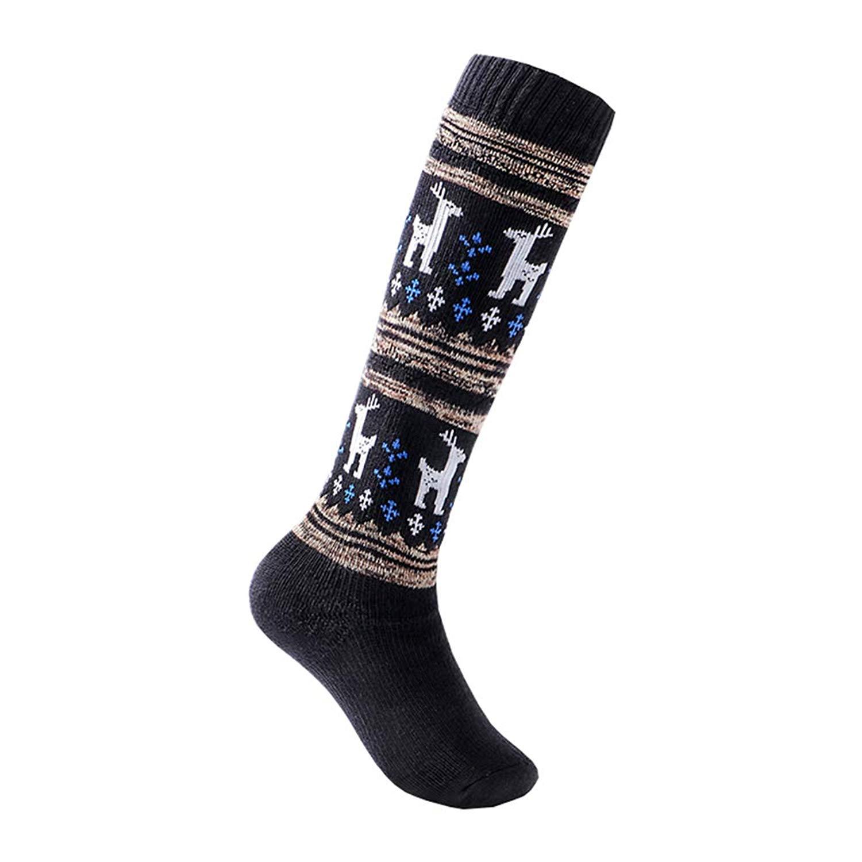 d50828369 Get Quotations · Kalakids Ski Socks Kids 1 Pack   3 Pack Winter Warm  Snowboard Thermal Socks For Boys