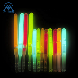 Hot Selling customized printed Glow In The Dark Lollipop Sticks For Round Candy
