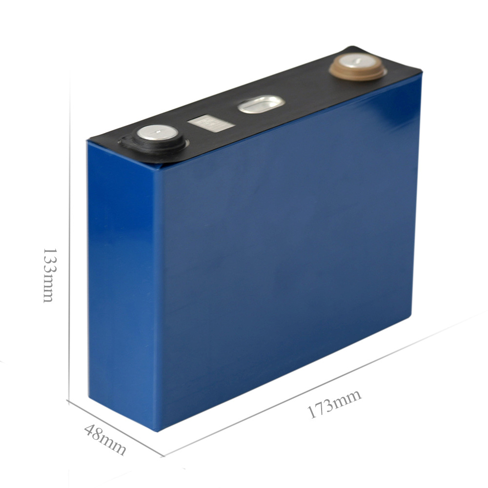 Deep cycle storage 3.2V 100ah Lithium phosphate Lifepo4 <strong>battery</strong> for electric car solar power system