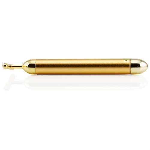 24K gold beauty bar with a powerful tool for 3D face-lift is electric facial