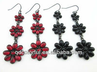 YE9455 resin jewelry earrings jewelry making supplies wholesale china