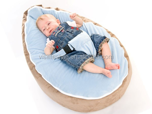 baby bean bag bed,bean bag chair for kids,cute bean bag