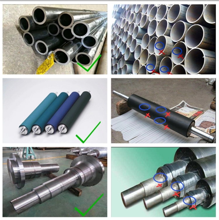 High precision 60 degree honeycomb ceramic roll manufacturer for flexo printing machine