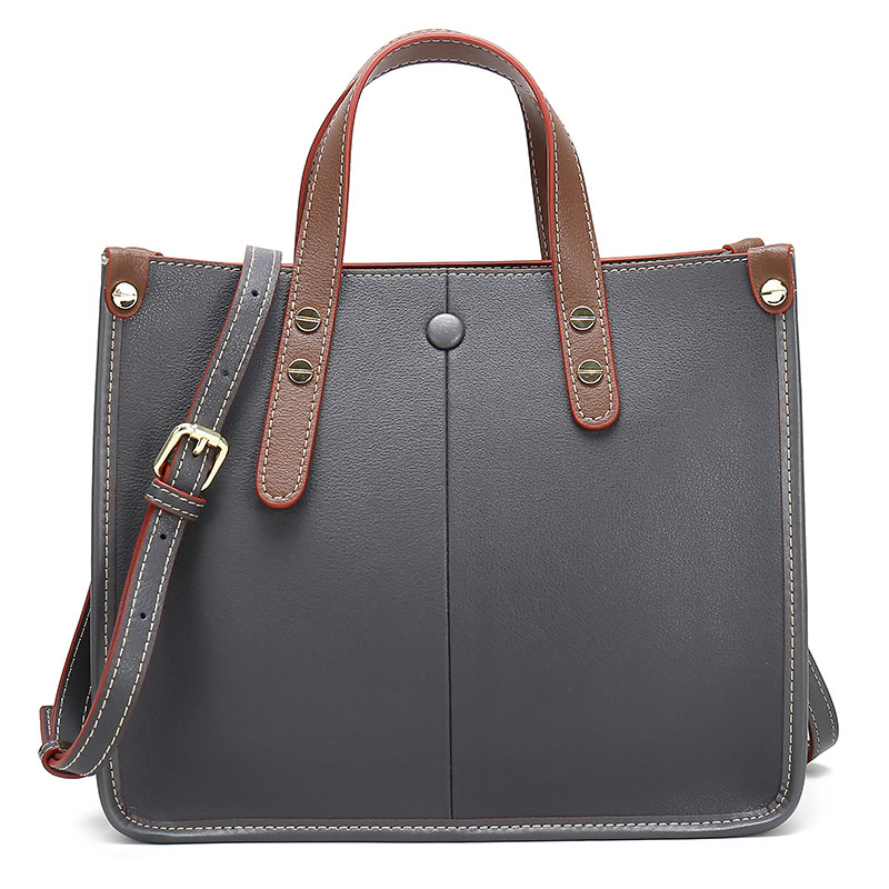 High quality fashion women bag, Cow handbag,bags women bag Geya china 2019