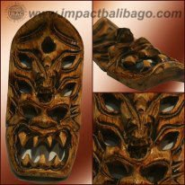 Wooden Mask02