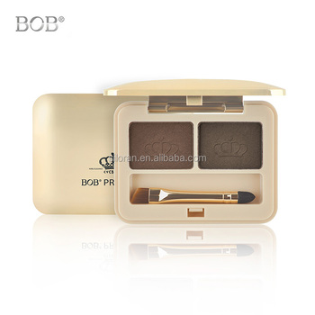 Double Color Princess Eyebrow Powder Long Lasting Waterproof